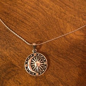 Alex and Ani Cosmic Balance Expandable Necklace